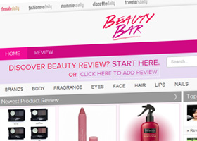 Beauty Bar - Female Daily